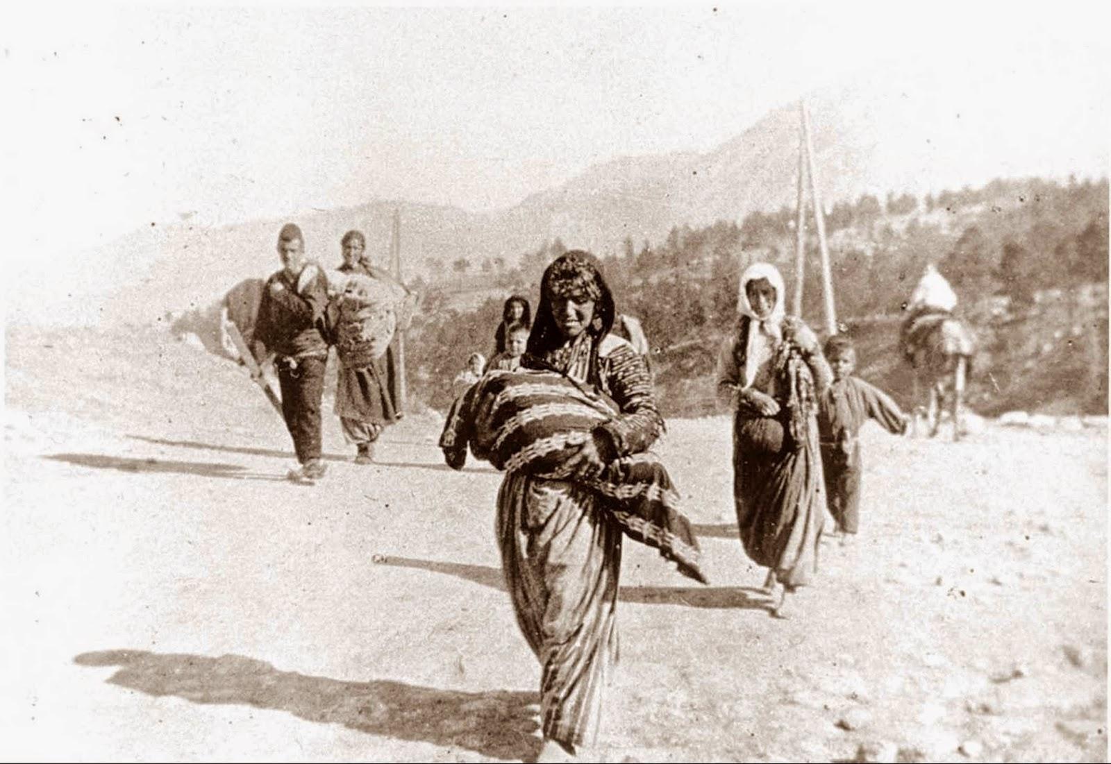 Archivo de fotos del Genocidio Armenio