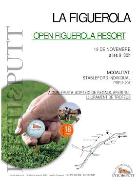 Open Figuerola Resort al P&P La Figuerola