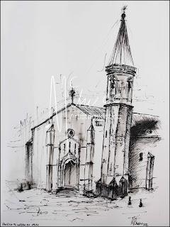 Iglesia Inmaculada Concepción, 2012. Mcchueco