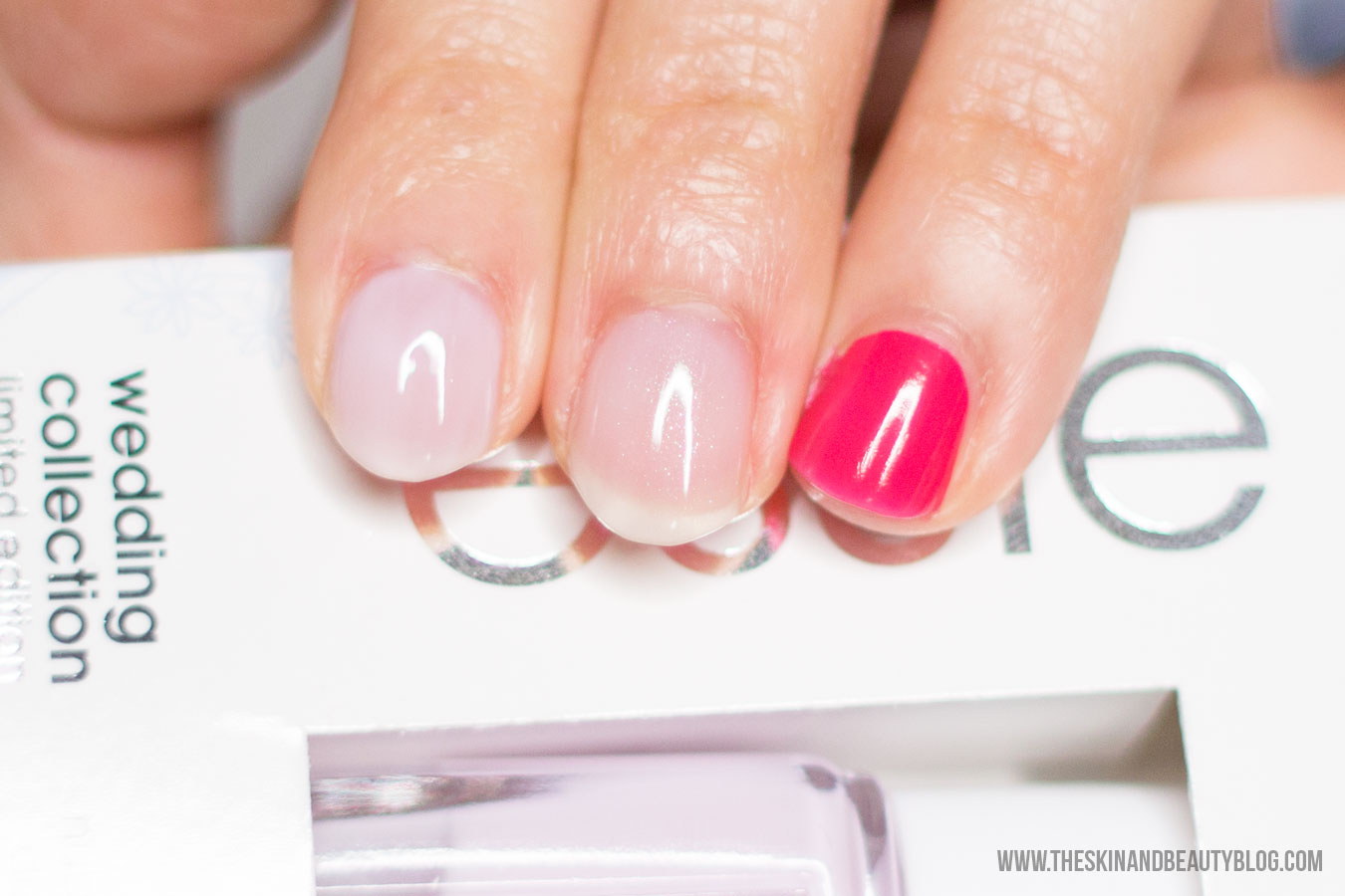 essie hubby for dessert vanity fairest brides no grooms nail polish swatches