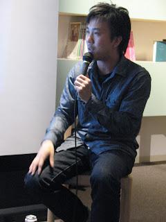 運営ディレクターの江口晋太郎さん