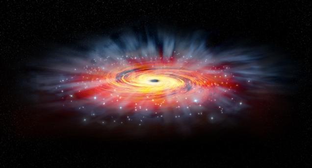Teoría de Stephen Hawking sobre agujeros negros es probada con éxito