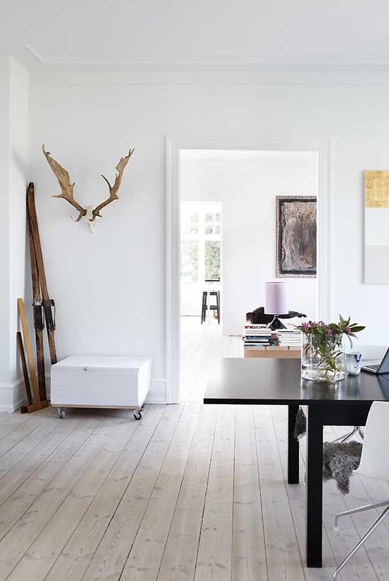 D Jak Design Dom Wnętrze Lifestyle Kopenhaga Słoneczny