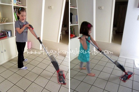 Rubbermaid Spray Mop review