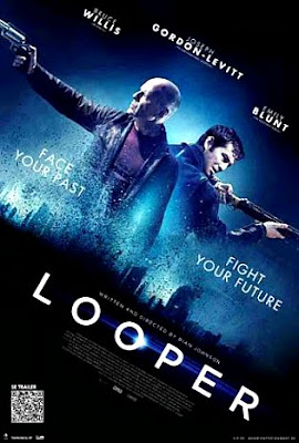 Filme Poster Looper – Assassinos do Futuro XviD & RMVB Legendado