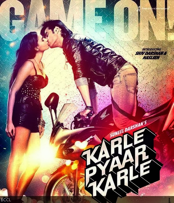 Watch Karle Pyaar Karle (2014) Hindi DVDScr Full Movie Watch Online For Free Download