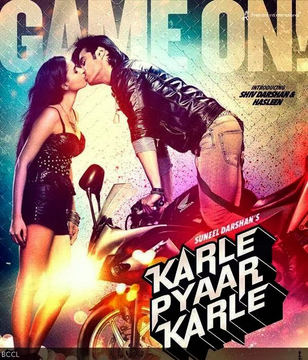 Watch Karle Pyaar Karle (2014) Hindi DVDScr Full Movie Watch Online For Free Download