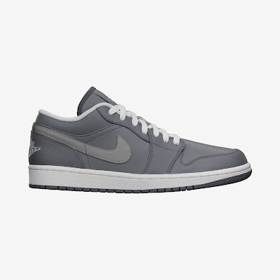 Air Jordan 1 Low Men's Shoe # 553558-003