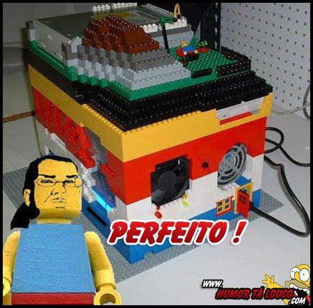 Casemod GEEK... PERFEITO !