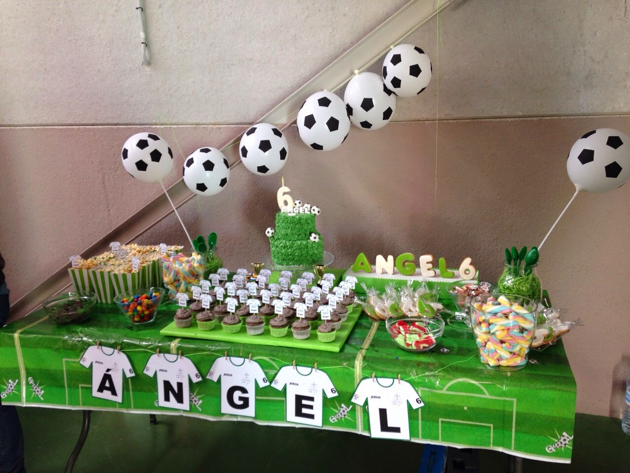 imagenes de cumpleanos de equipos de futbol Mundo