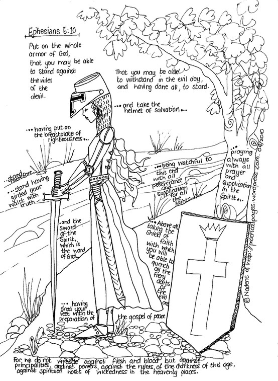 put god first coloring pages - photo#3