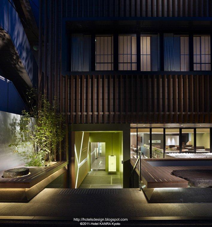 H tel kanra kyoto by urban design system styledesignworks for Design hotel kyoto