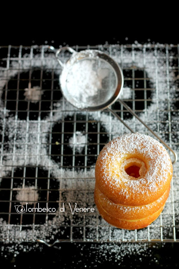 ciambelline gluten free al miele mandorle e arancia