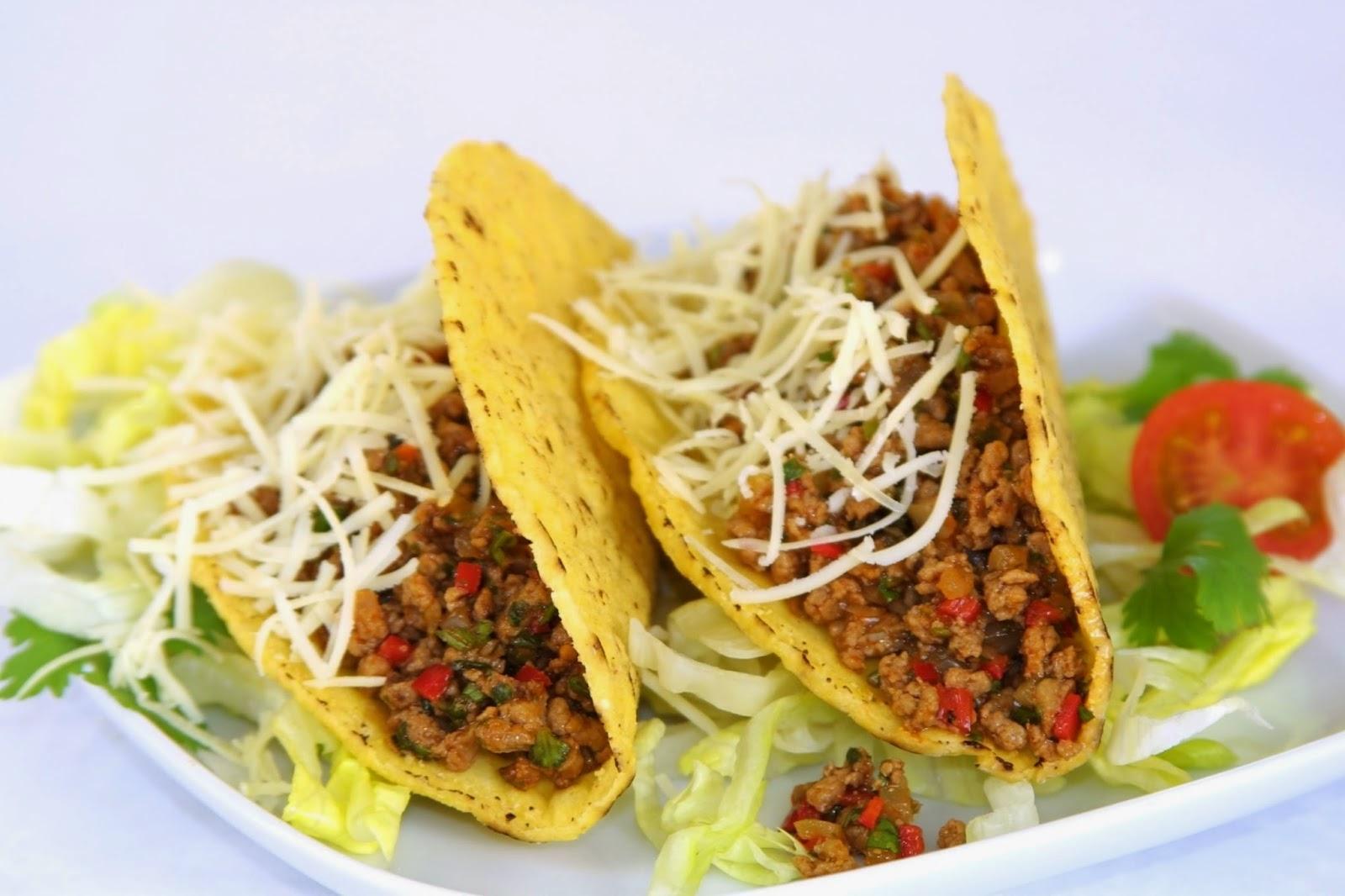 Receitas de comida mexicana