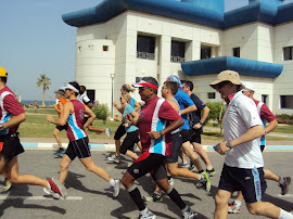 Dukhan (Qatar) Duathlon Race Report (5 May 2012)