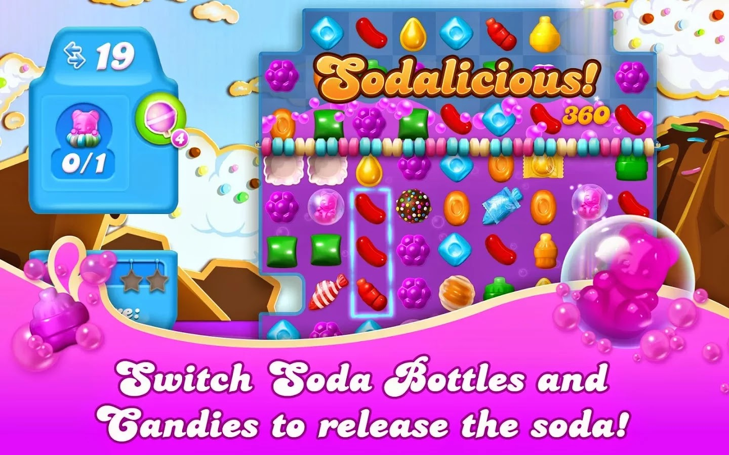 Candy Crush Soda Saga v1.40.27 Mod