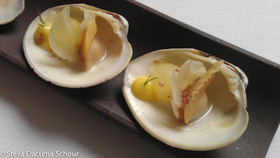 Manila-clams-with-apple-Eleven-Madison-Park-Stella-Dacuma-Schour-food-photography