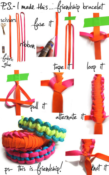 how to make friendship bracelets. How to make a friendship