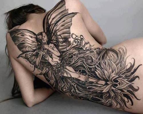 Girl Tattoo Ideas
