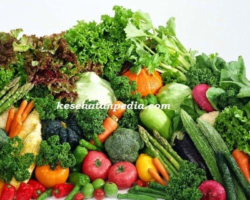 makanan mentah yang tidak boleh dikonsumsi