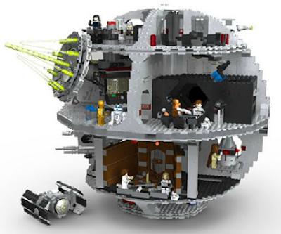 Legoreve l 39 etoile de la mort l 39 etoile noire lego 10188 - L etoile noire star wars ...