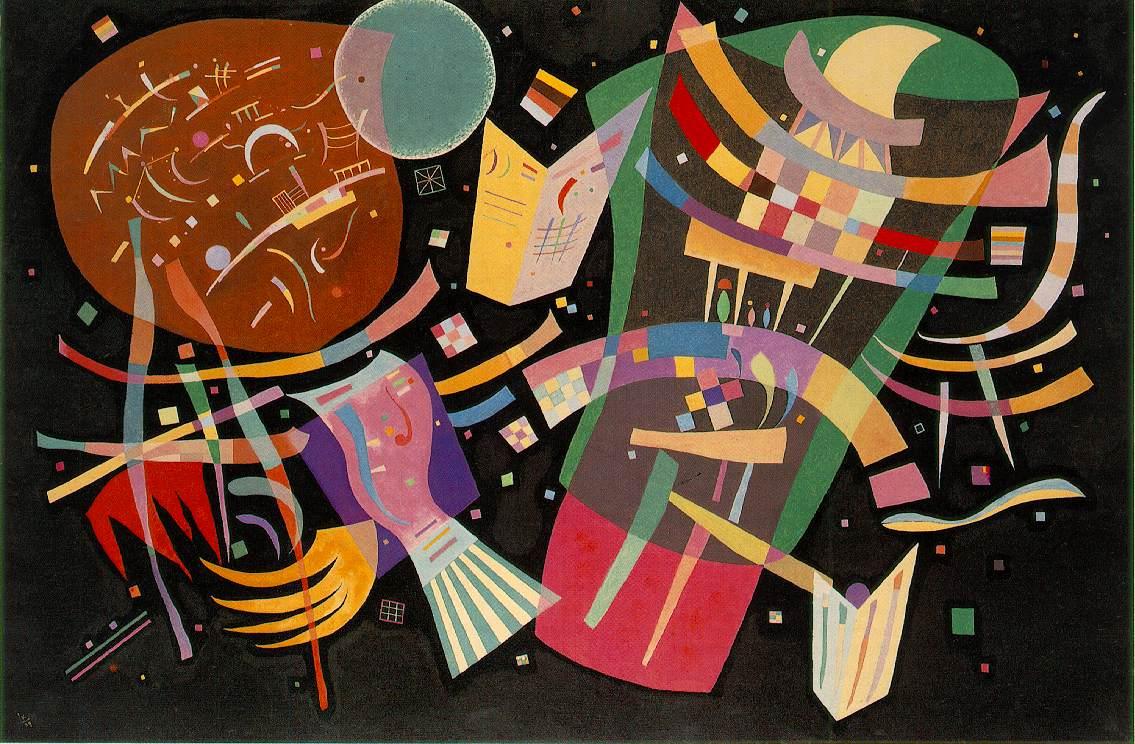 Abstracionismo pintores