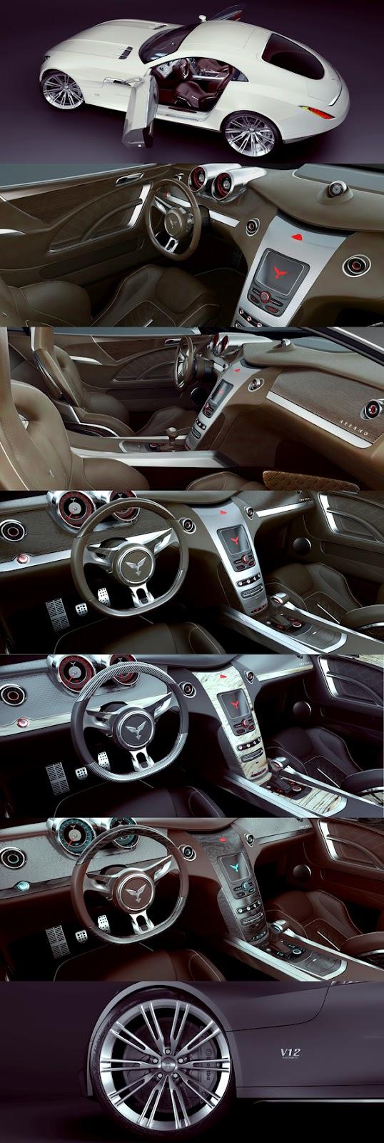 concept car 2012