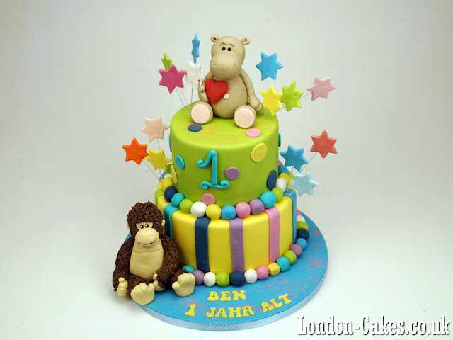 1st Birthday Cake, London