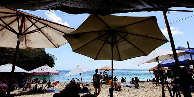 Chinese tourists to Bali Rises 45.78 Percent