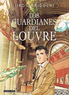 http://www.ponentmon.com/comics-castellano/taniguchi/louvre/index.html