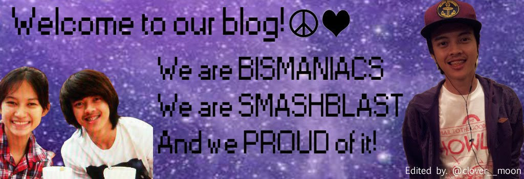 Proud to be a part of Bismaniacs ♥ ☮