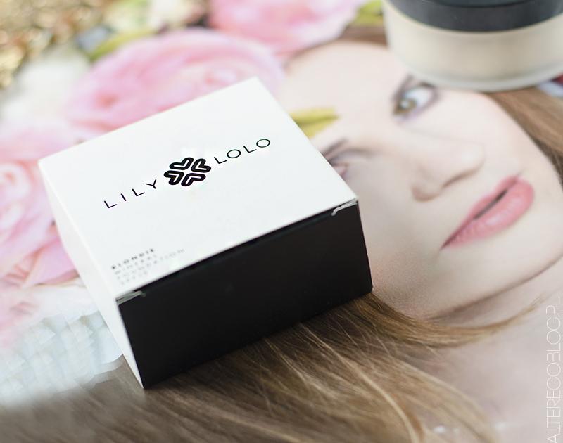 Czy droższy znaczy lepszy? | Lily Lolo, podład mineralny w kolorze Blondie