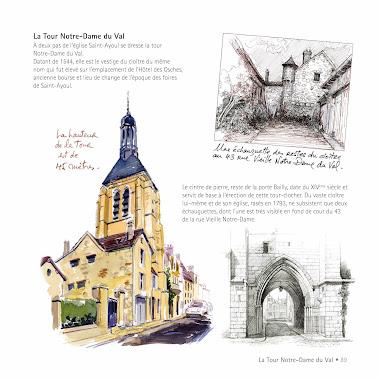 La tour Notre-Dame du Val