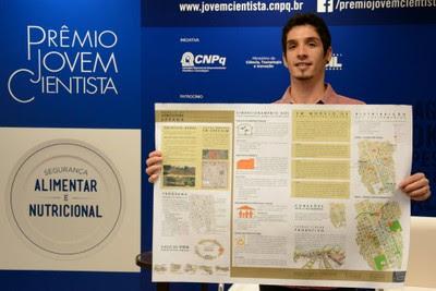 Premio Jovem Cientista Deloan Perini