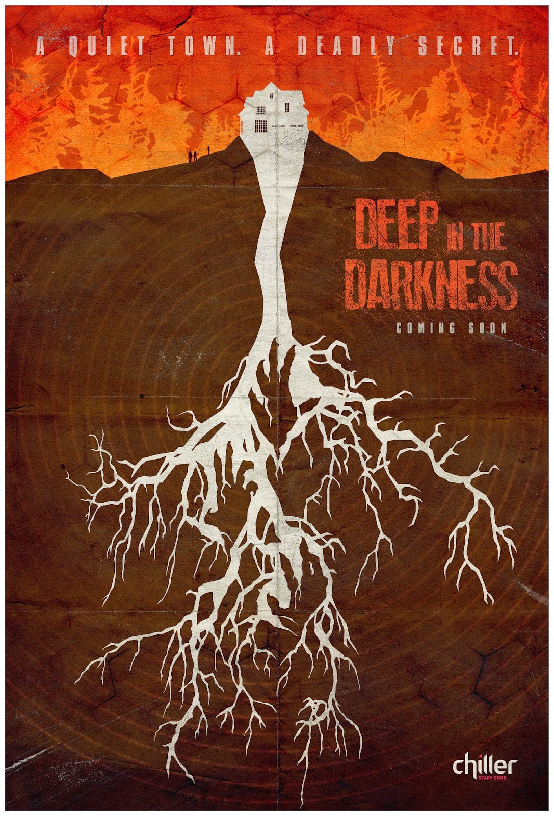 Deep in the Darkness (V.O.S) (2014)