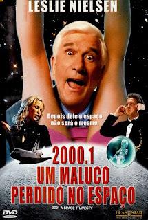 2000.1: Um Maluco Perdido no Espaço - DVDRip Dual Áudio