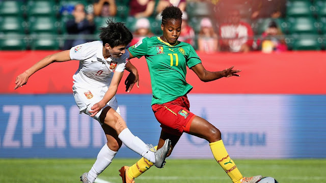 Highlights China 1 – 0 Cameroon (Women World Cup)