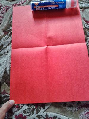 helai kertas a4 kalau nak bunga lagi besar boleh guna kertas malilakat ...