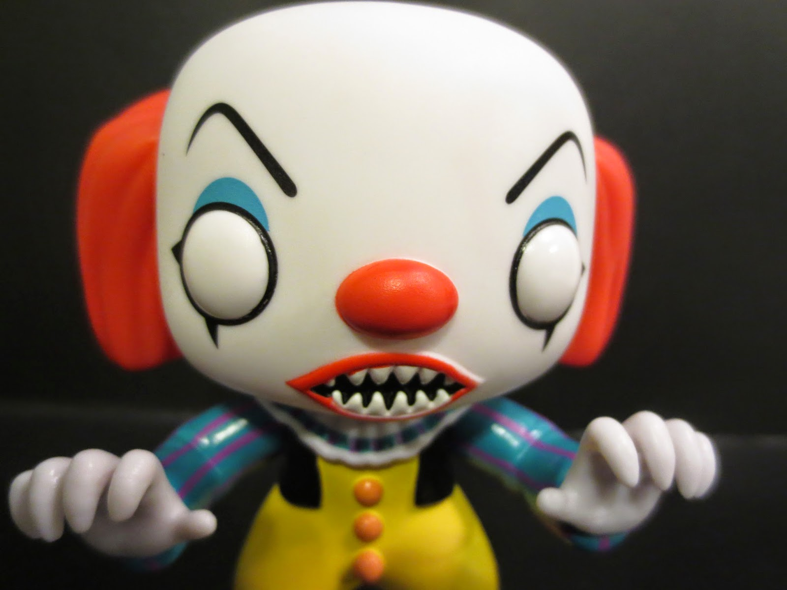 The Epic Review Scary Toy Review Pennywise From It From