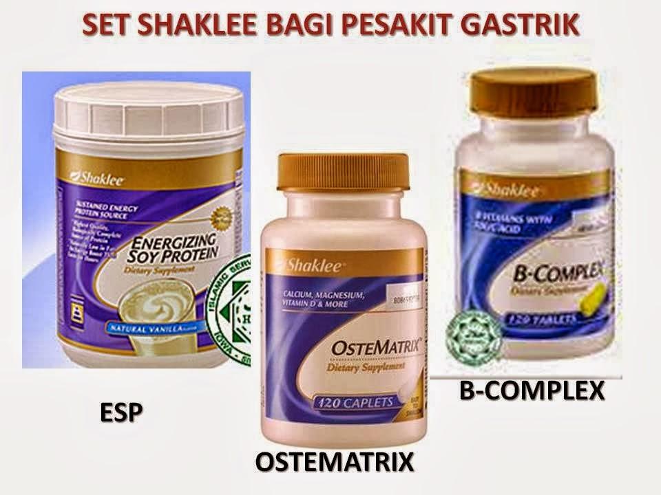 Jadual pemakanan penting atasi gastrik