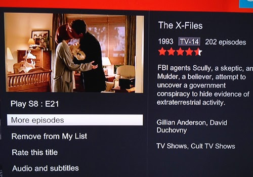 How Netflix Accidentally Spoiled The X-Files S8 E21 | Crappy Candle