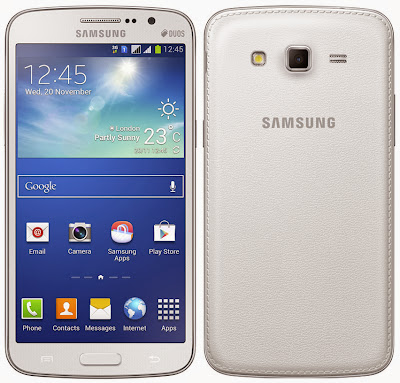 Samsung Galaxy Grand 2 specs and features announced