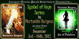 Symbol of Hope Series Blog Tour: Interview/Giveaway