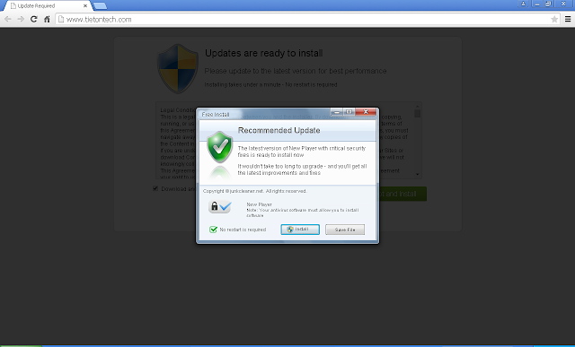 Downloadablesoftware8.com pop-ups