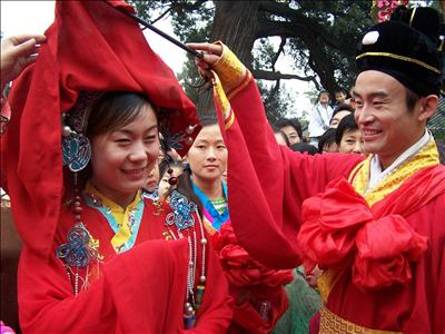 Traditional chinese marriage values and concepts