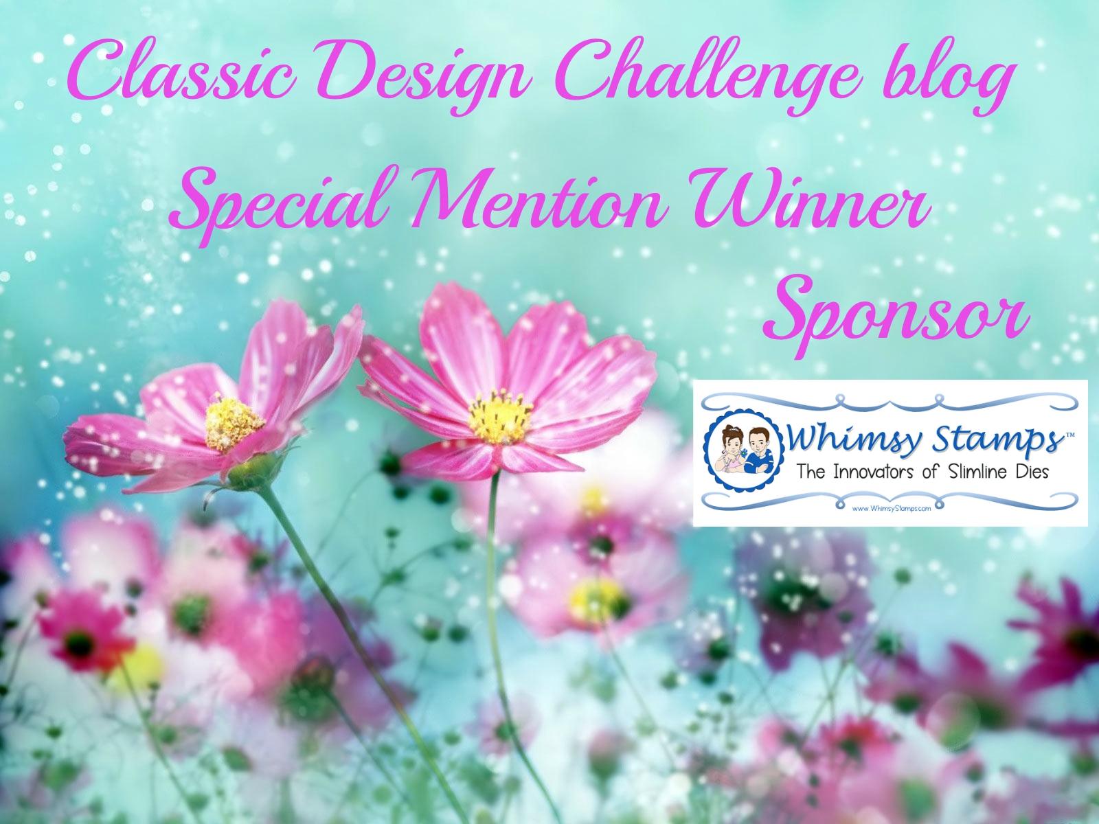 Special Mention Winner, Challenge #11