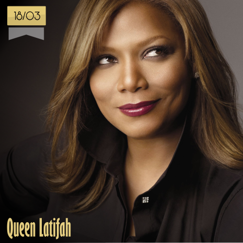 18 de marzo | Queen Latifah - @IAMQUEENLATIFAH | Info + vídeos