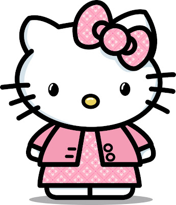 hello kitty a la moda hello kitty imagenes para imprimir vinculos ...