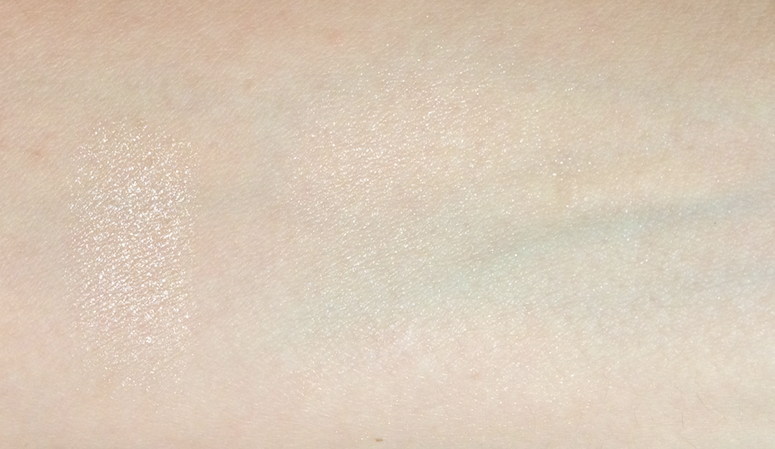 Giorgio Armani Belladonna Palette Highlighter swatches review