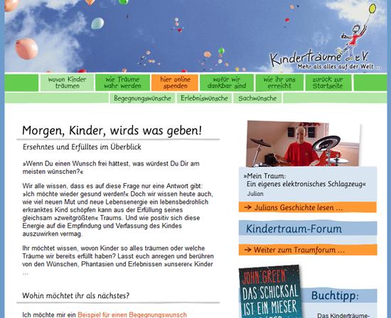 http://www.kindertraeume.de
